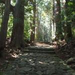 熊野古道 伊勢路の旅 一日目