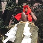 初庚申祭とモネ展
